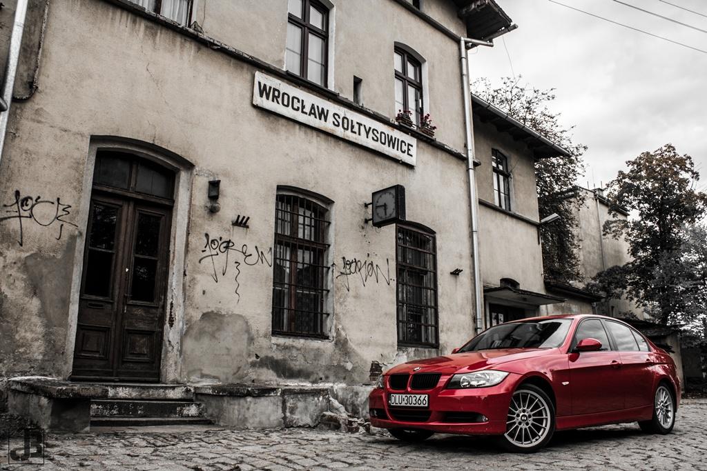 BMW 320d E90 (4) - Fotografia Motoryzacyjna